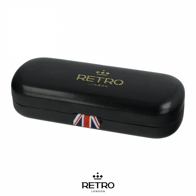 Etui na okulary RETRO London